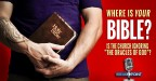 Give Up the Bible and the Culture Collapses