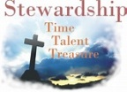 Stewardship – Your Time, Talents, and Treasure